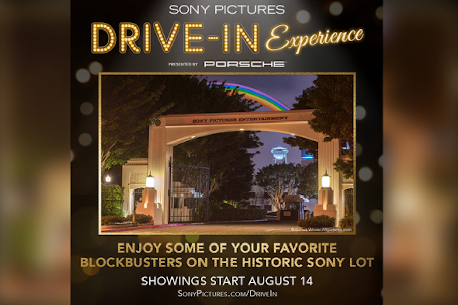Sony Pictures Joins Drive-In Movie Marketing Bandwagon