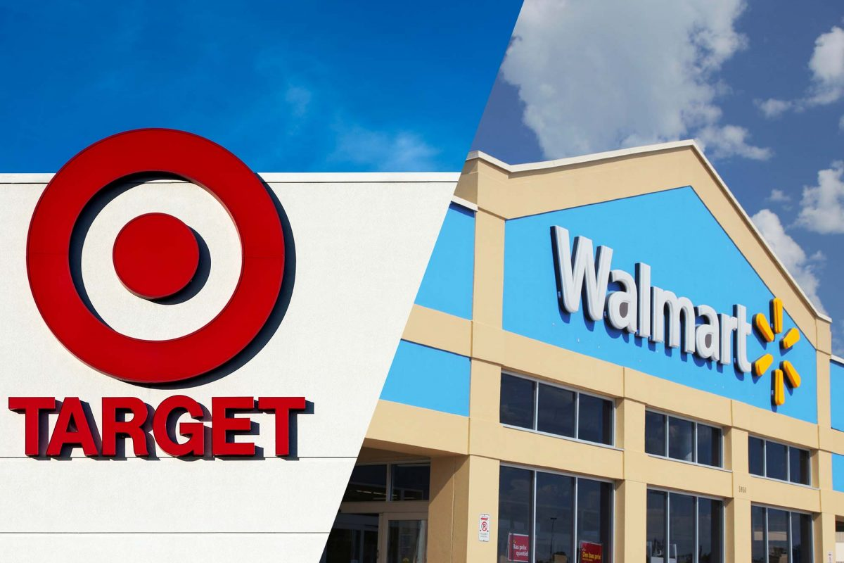 Home Entertainment Giants Walmart, Target to Release Financial Results This Week
