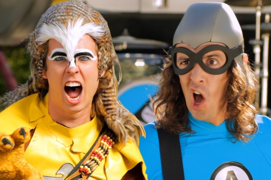 Shout! Factory to Stream 'The Aquabats! Super Show!'