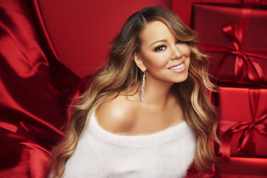 Apple TV Plus' 'Mariah Carey's Magical Christmas Special' Gets Dec. 4 Launch Date