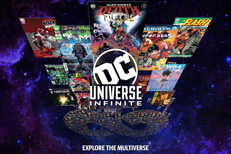 DC Universe Retooling as Comic Book Service; Originals Moving to HBO Max