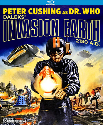 Dr. Who: Daleks' Invasion Earth 2150 A.D.