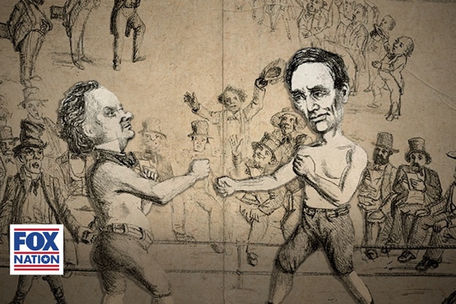Fox Nation Acquires Streaming Rights to 'The Lincoln-Douglas Debates'
