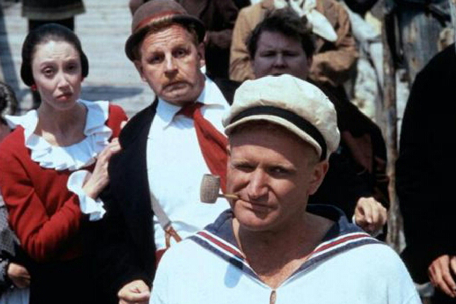 Robin Williams 'Popeye' Movie Coming to Blu-ray Dec. 1