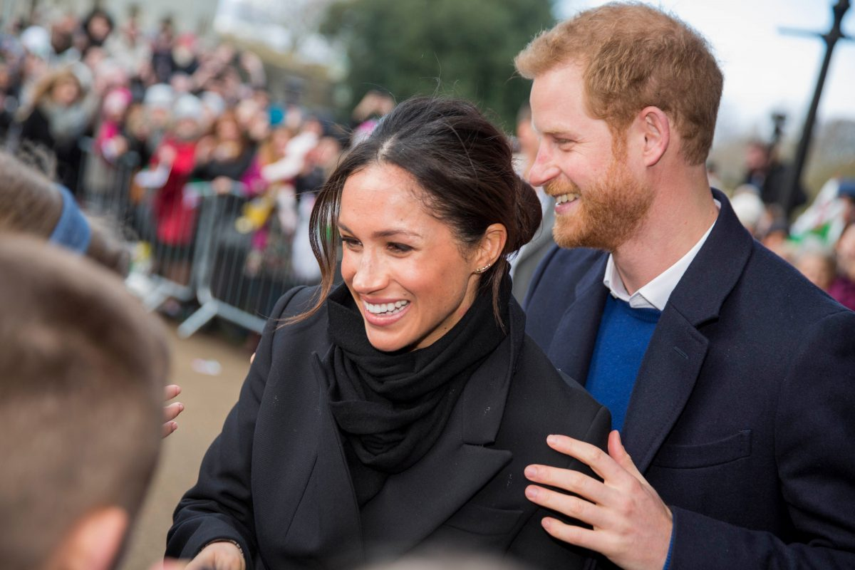 Netflix Signs Prince Harry and Meghan to Multiyear Production Deal