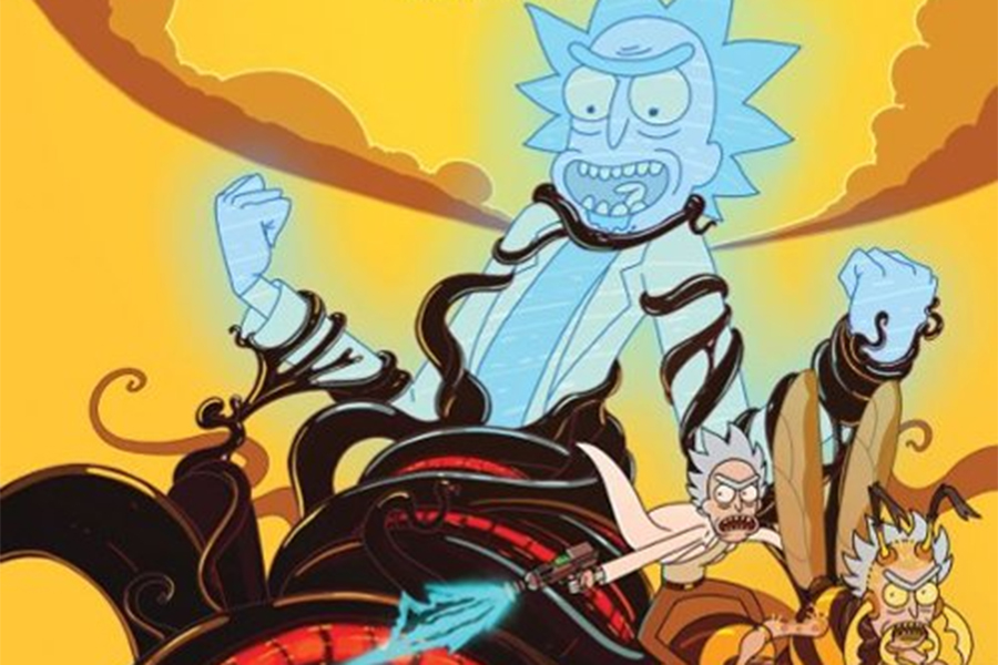 Merchandising: Three More Best Buy Steelbooks Arrive, including 'Rick and Morty'