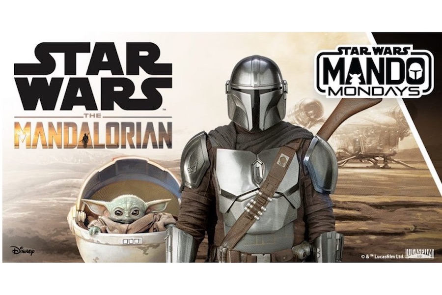 Disney, Lucasfilm to Bow 'Mando Mondays' Consumer Products Showcase for 'The Mandalorian'