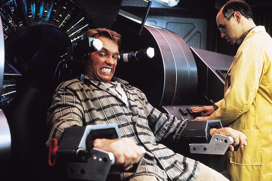 Schwarzenegger's 'Total Recall' on 4K Ultra HD Blu-ray Dec. 8