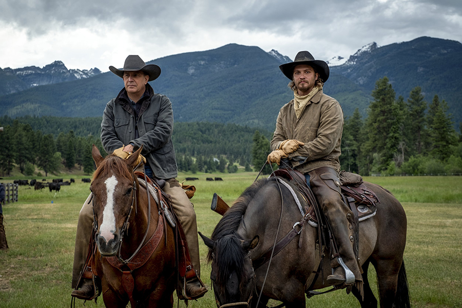 Season 3 of 'Yellowstone' on Disc Dec. 8