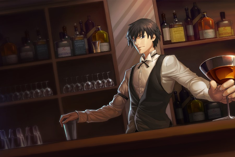 Shout! Factory, Anime Limited Announce Deal to Bring 'Bartender' to Blu-ray, Digital Home Entertainment Platforms
