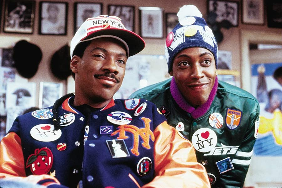 Eddie Murphy Classics Coming to Disc and Digital From Paramount