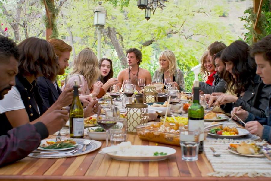 Comedy 'Friendsgiving' Due on Disc Oct. 27