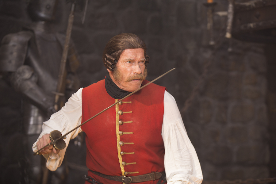 Schwarzenegger Adventure 'Iron Mask' Due on Digital Nov. 20, Disc Nov. 24