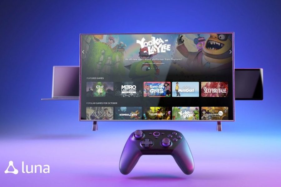 Amazon Bows Cloud-Based Gaming Platform, New Fire TV Stick, Spherical Echo Speakers