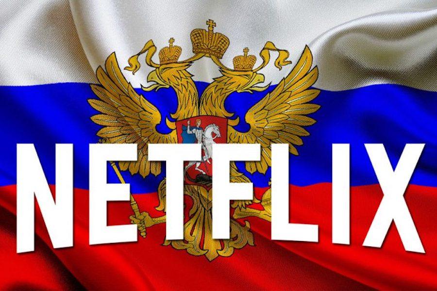 Netflix Launching Dedicated Russian Service