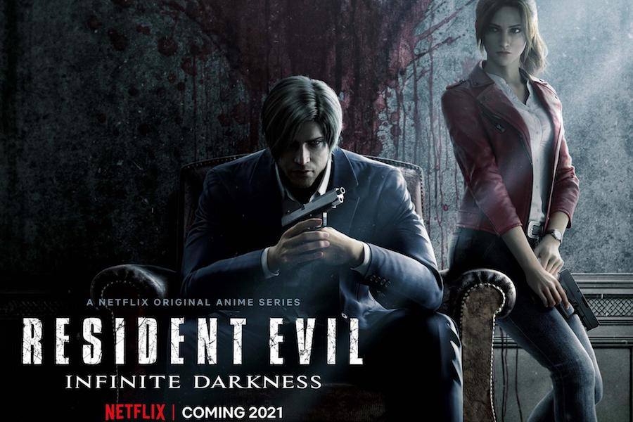 Netflix to Bow 'Resident Evil: Infinite Darkness' Anime Series Based on Games