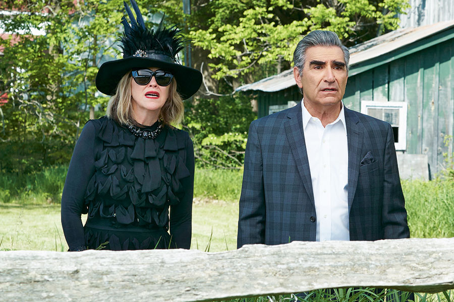Nielsen: Netflix Up 'Schitt's Creek' in Latest Weekly SVOD Chart