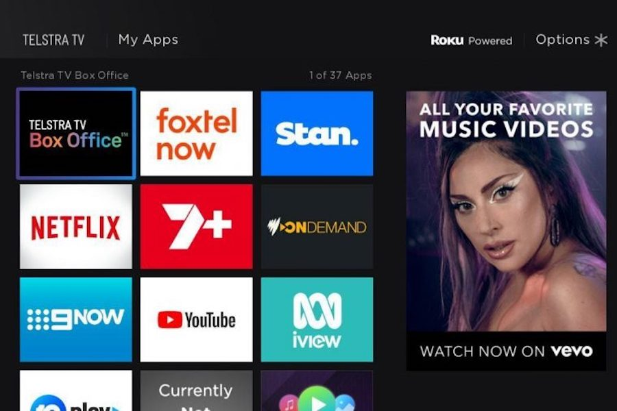 Music Streaming Video Service Vevo Inks Smart TV Distribution Deal