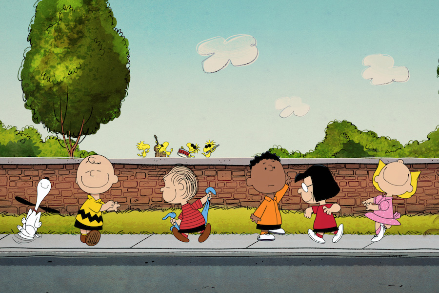 Apple TV+ to Be Home for 'Peanuts'
