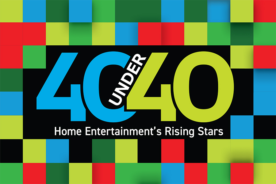 40 Under 40 in Home Entertainment: A Photo Gallery