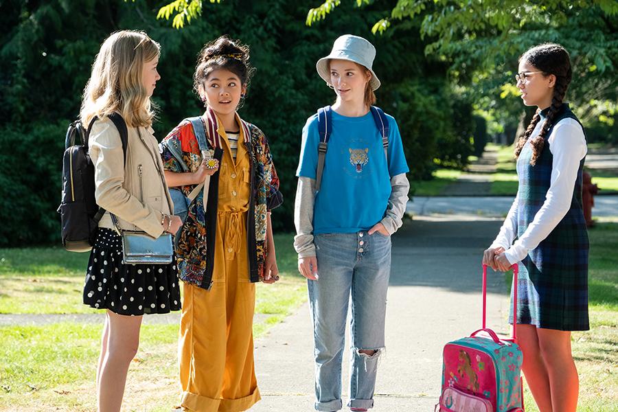 Netflix Renews 'Baby-Sitters Club' for Second Season