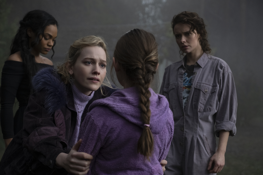 'Haunting of Bly Manor' Top Binge on TV Time Charts