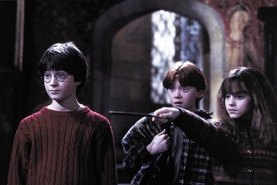 'Harry Potter' Collection Leads U.S. Disc Sales
