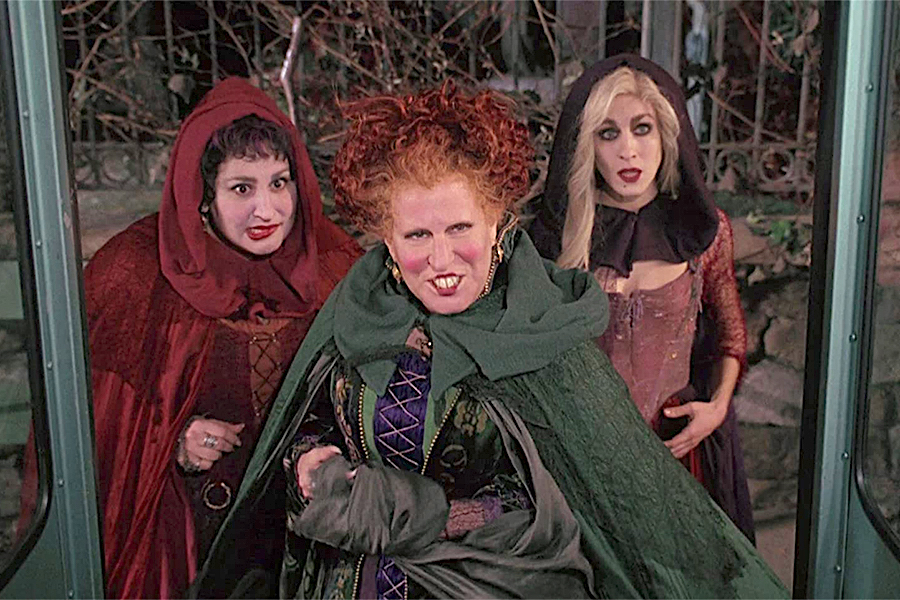 'Hocus Pocus' Conjures Up No. 1 Spot on Disc Sales Charts