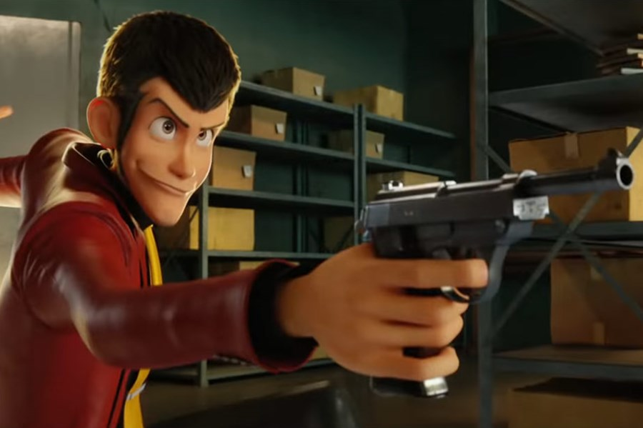 Shout! Factory Slates Home Dates for Anime Heist Film 'Lupin III: The First'