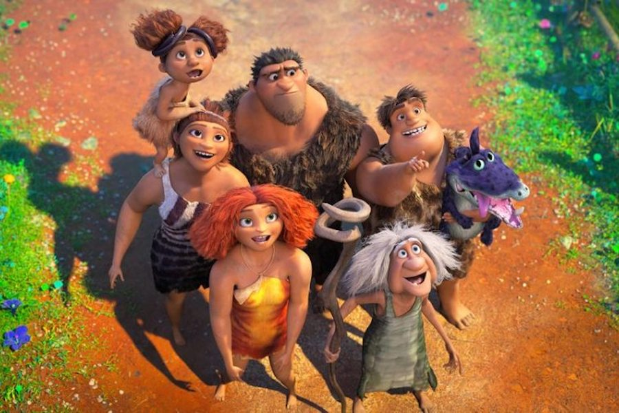 'The Croods: A New Age' Grabs Top Spot on Disc Sales Charts for Fourth Week