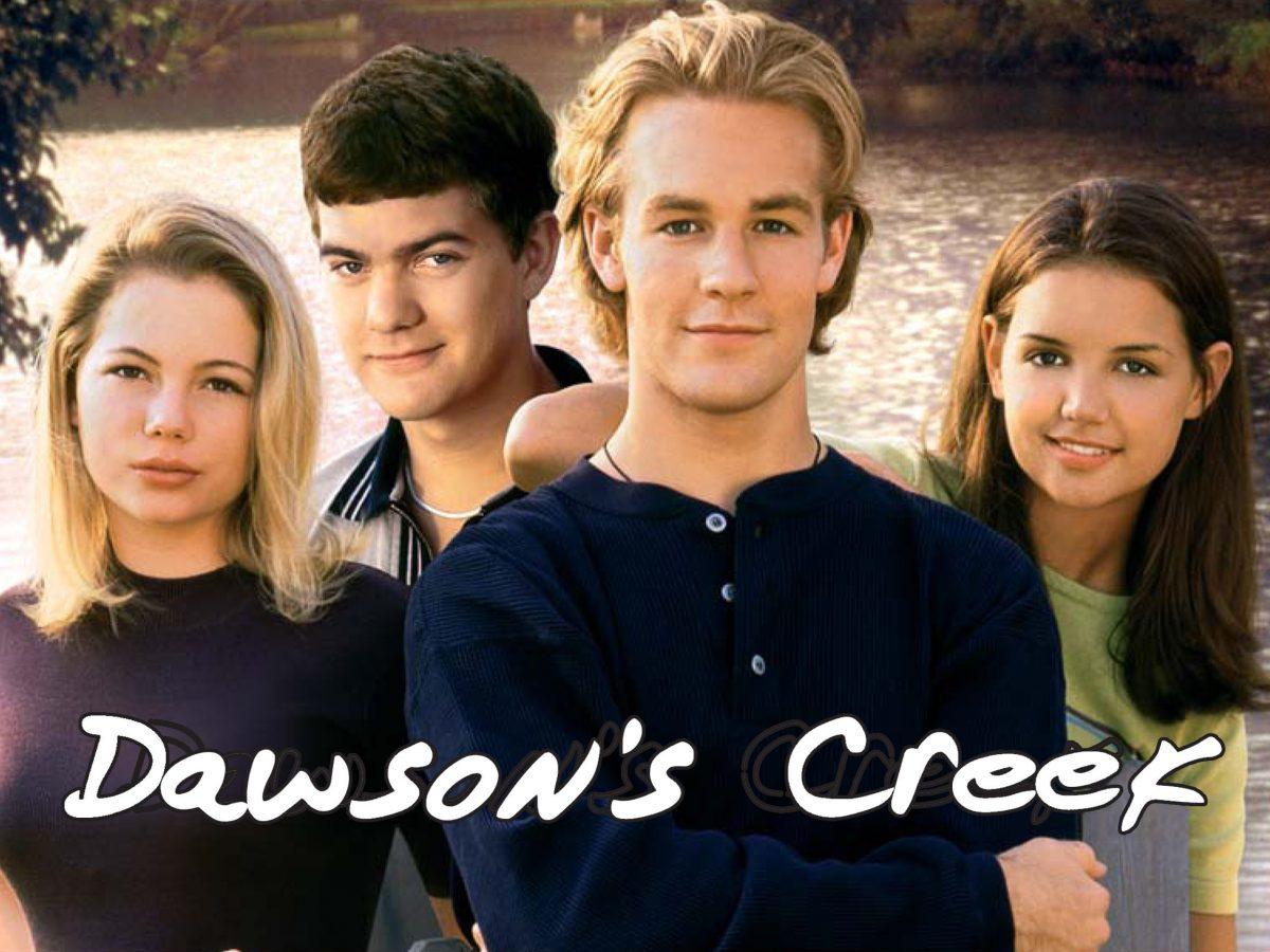 Netflix Launching 'Dawson's Creek' Re-Runs Nov. 1