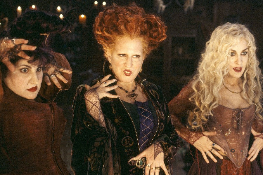'Hocus Pocus' Tops Disc Sales Again While Anime Movie Claims No. 1 Blu-ray Spot