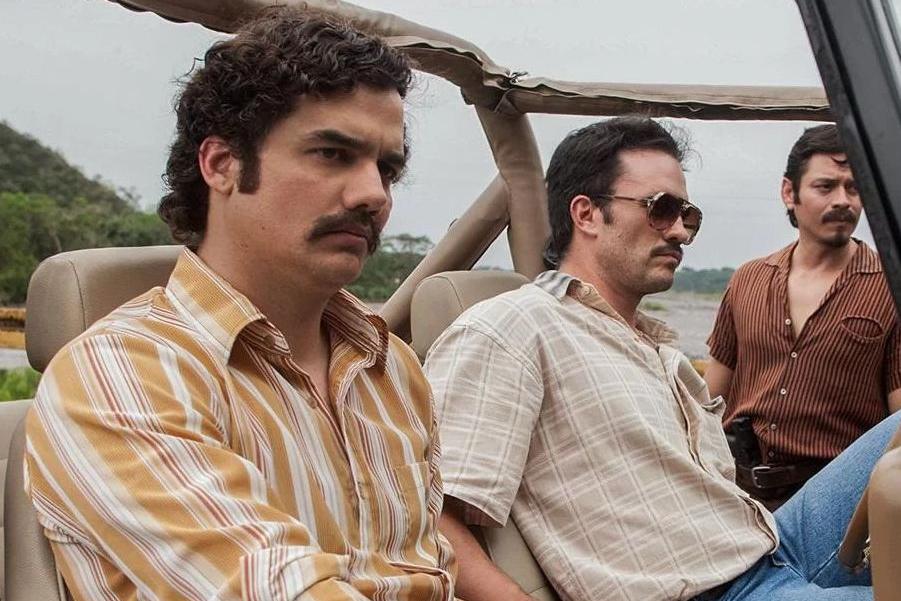 Pluto TV Gets Netflix Original Series 'Narcos'