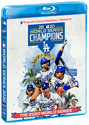The 2020 World Series — Champions: Los Angeles Dodgers