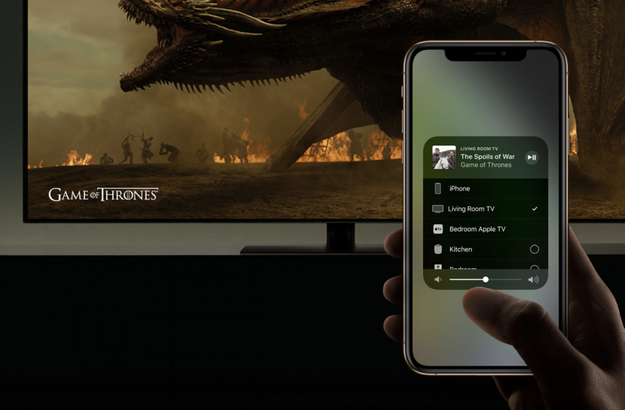 Roku Says Apple's Airplay 2 Streaming Service Now on Select 4K Devices