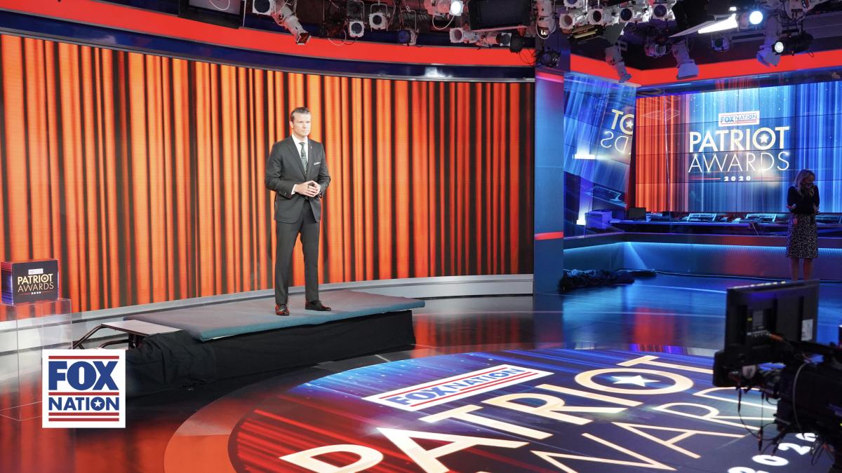 Streamer Fox Nation to Host 2nd Annual Patriot Awards Nov. 20