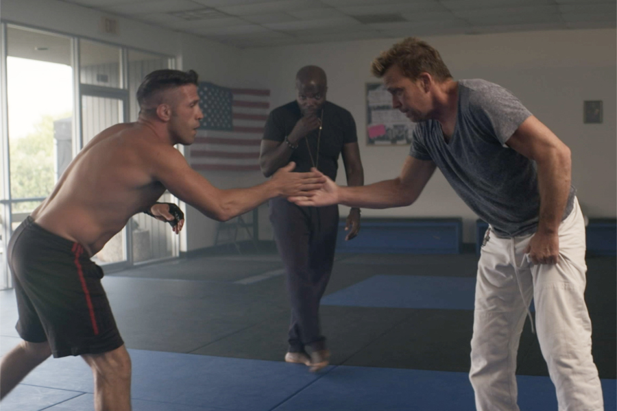 Lionsgate Releasing MMA Actioner 'Born a Champion' in January