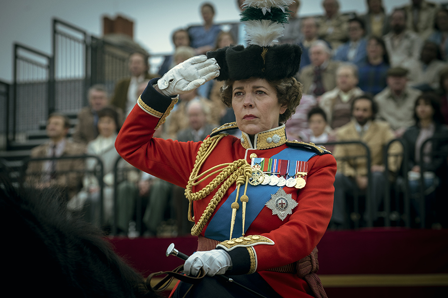 Netflix's 'The Crown' Remains Atop Nielsen Weekly SVOD Chart
