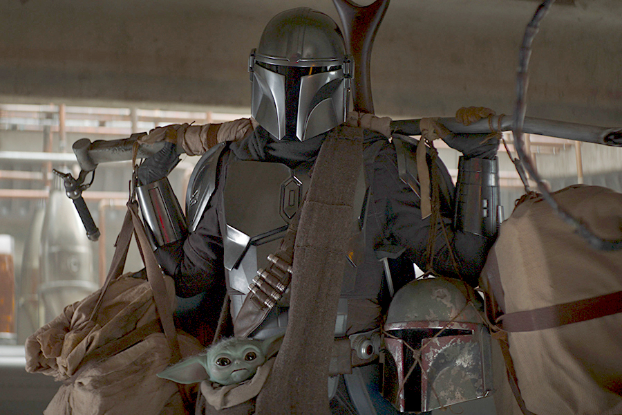 'Mandalorian' Pushes to Top of Parrot's Most-Demanded TV Shows Chart