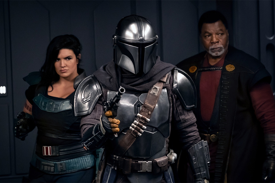 'Mandalorian' Tops Parrot's Digital Originals Chart for Sixth Week