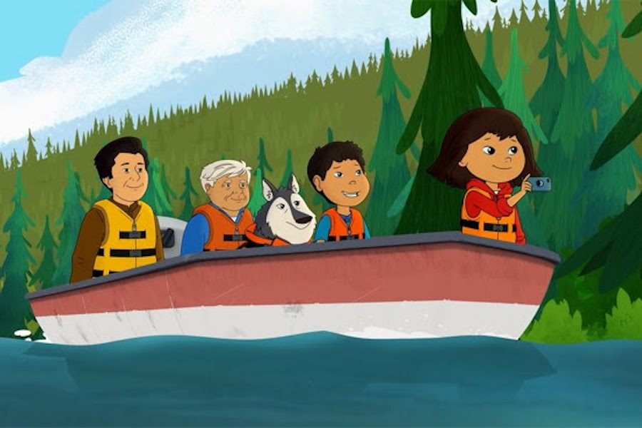 'Molly of Denali' Episodes and 'Sid the Science Kid' Movie Among Titles Coming to PBS Kids Prime Video Channel in December