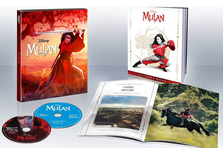 Merchandising: 'Mulan' Makes Its Way to Retail