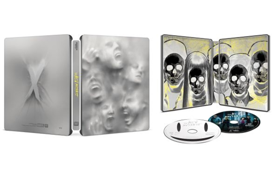 Merchandising: Best Buy Offers 'New Mutants' Steelbook