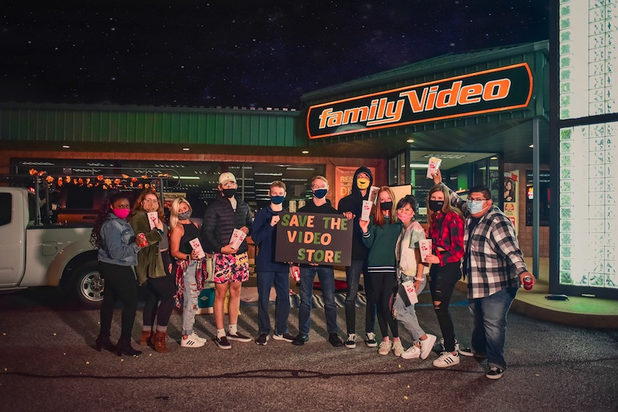 Family Video Launches Promo to #SaveTheVideoStore