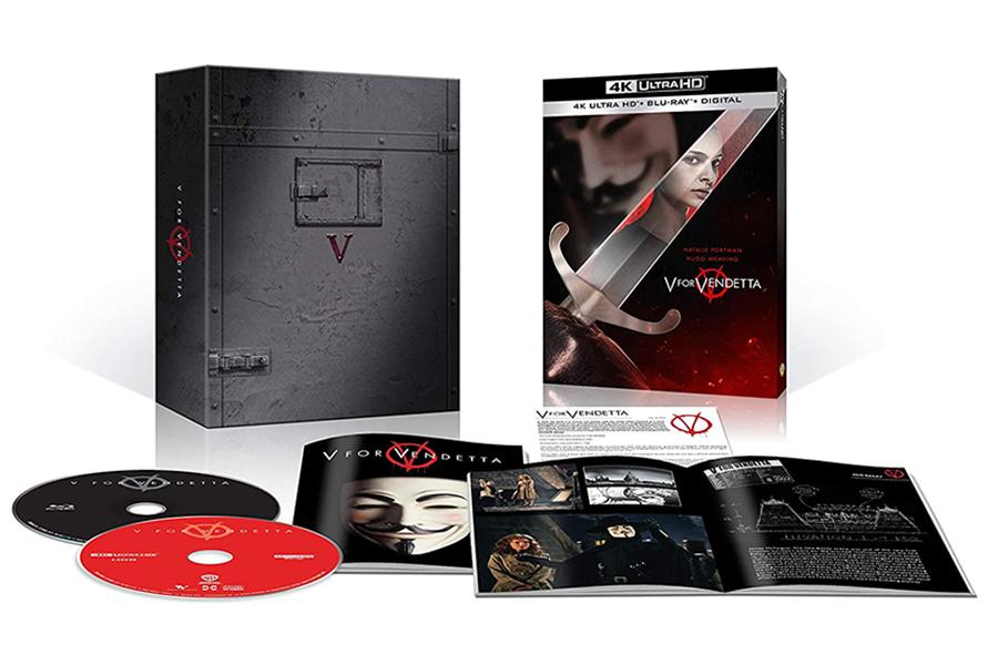 Merchandising: Amazon, Best Buy Offer 'V for Vendetta' Exclusives
