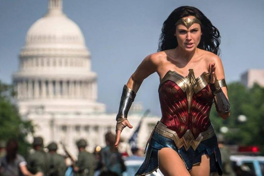 'Wonder Woman 1984' Lassos Top Spot on Watched at Home Chart