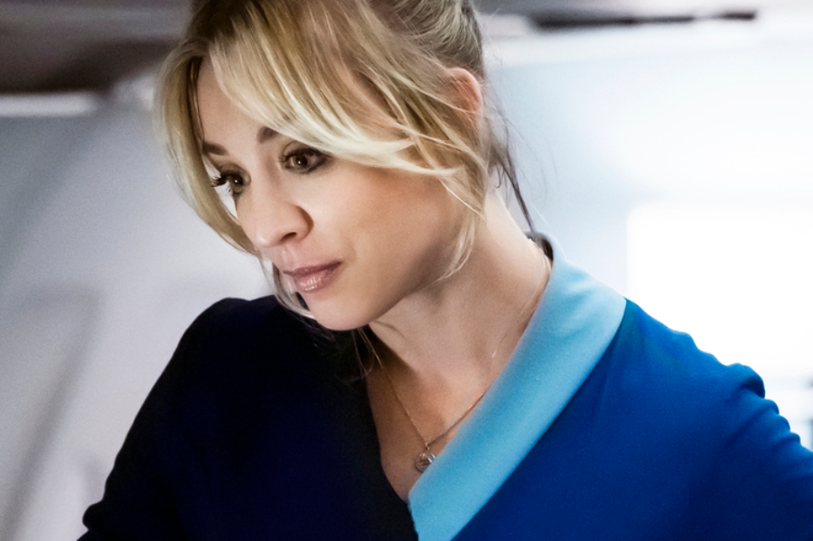 HBO Max Renews Kaley Cuoco Comedic Thriller 'The Flight Attendant' For Second Season