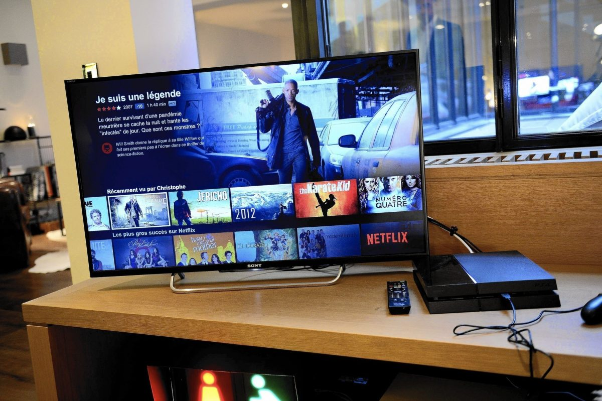 Netflix Loses Market Share in France