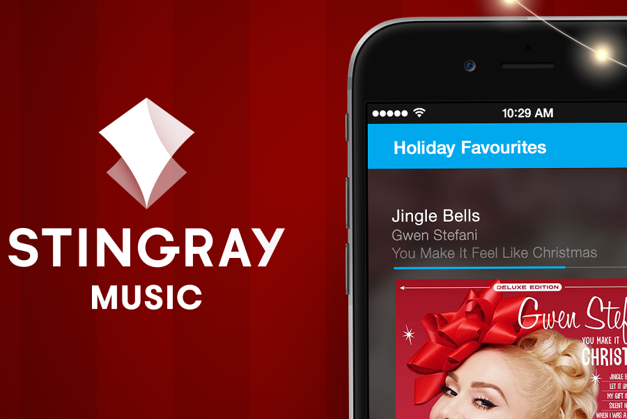 Stingray Launches Music SVOD Channels; Inks Distribution With Redbox, Peacock, Amazon Prime Video