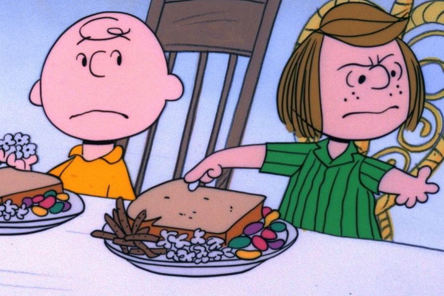 No Thanksgiving Ratings Feast for Charlie Brown